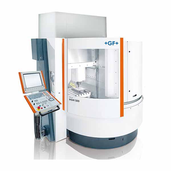 Mikron HSM 500
