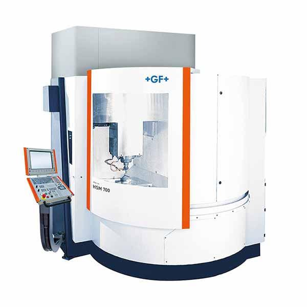 Mikron HSM 700